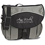 Stretch Laptop Messenger Bag