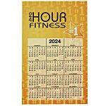 Bic 20 mil Calendar Magnet - #1
