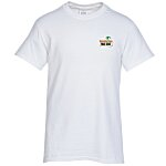 Gildan 6.1 oz. Ultra Cotton T-Shirt - Men's - Emb - White