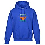 Gildan 50/50 Heavyweight Hoodie - Applique Felt - Colors