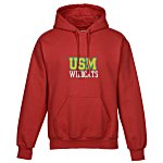 Gildan 50/50 Heavyweight Hoodie - Applique Twill - Colors