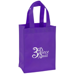 Celebration Shopping Tote Bag - 10&quot; x 8&quot;
