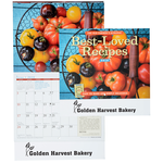 The Old Farmer's Almanac Calendar - Recipe - Stapled