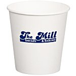 Compostable Solid Cup - 10 oz. - Low Qty