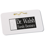 Laminated ID Badge - 2 1/4