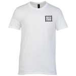 Anvil 4.5 oz. Ringspun Fashion-Fit T-Shirt -Men's - Whites