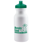Sport Bottle with Push Pull Cap - 20 oz. - 24 hr
