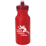 Sport Bottle w/Push Pull Cap - 20 oz. - Colors - 24 hr