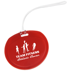 Traveler Round Luggage Tag - Opaque