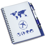 Scripto Journal Bundle Set - World Map