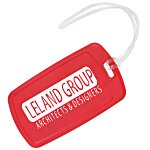Traveler Rectangle Luggage Tag - Opaque