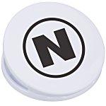 Round Magnet Clip - Opaque