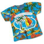 Shirt Mouse Pad - Hawaiian
