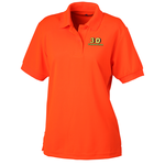 Blue Generation High Visibility Pique Polo - Ladies'