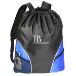 Traveler Drawstring Backpack
