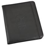 Wall Street Ring Binder Portfolio - Debossed