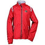 North End Lightweight Color Block Jacket - Ladies'