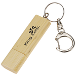 Bamboo USB Drive - 4GB