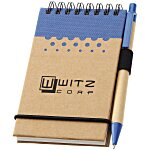 Dew Drops Recycled Mini Jotter & Pen