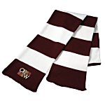 Rugby Knit Scarf