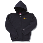 Champion Full-Zip Hoodie - Youth - Embroidered