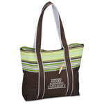 West Hampton Tote - Stripes