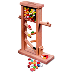 Executive Jelly Bean Dispenser - Multi-Color