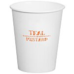 Compostable Solid Cup - 12 oz.