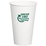 Compostable Solid Cup - 16 oz.