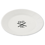 Plastic-Coated Paper Plates - 7