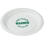 Compostable Paper Plate - 9