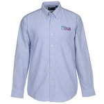 Blue Generation Long Sleeve Oxford - Men's - Stripes