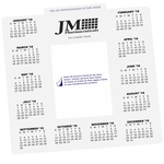 Repositionable Photo Frame Calendar