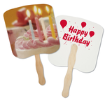 Hand Fan - Event - Birthday