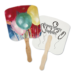 Hand Fan - Event - Balloons