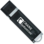USB 2.0 Flash Drive - 8GB - Translucent