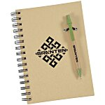 Ecologist Notebook with Helix Pen