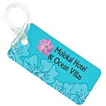 Destination Luggage Tag - Tropical