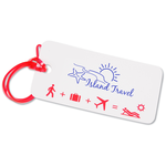 Destination Luggage Tag - Beach