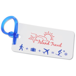 Destination Luggage Tag - Ski