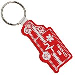 Ambulance Soft Key Tag