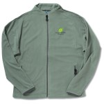 Instinct Microfleece Jacket w/Piping - Men's