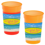 Full Color Wrap Mood Stadium Cup - 17 oz.