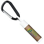 Value Lip Balm w/Carabiner - Recycle