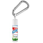 Value Lip Balm w/Carabiner - For Sale