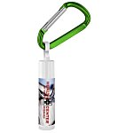 Value Lip Balm w/Carabiner - Medical Stethoscope