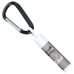 Value Lip Balm w/Carabiner - Bride & Groom