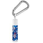 Holiday Value Lip Balm w/Carabiner - Snowflakes