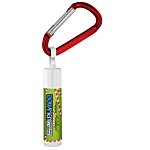 Holiday Value Lip Balm w/Carabiner - Candy Canes