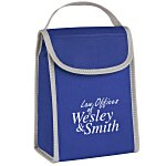 Vivid Non Woven Folding Lunch Bag